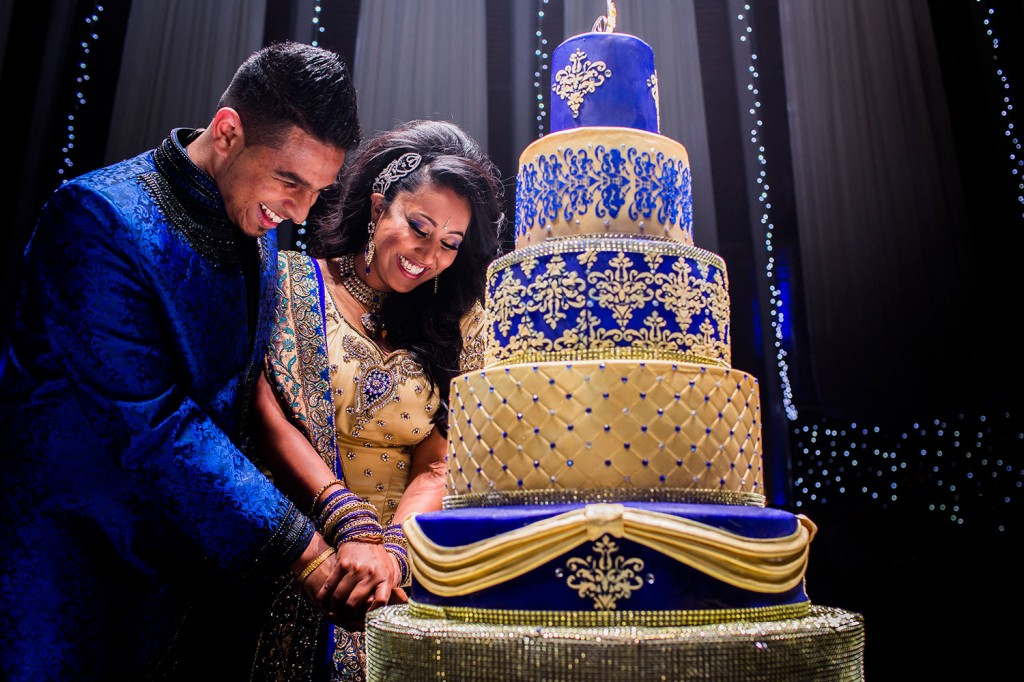 Asian Wedding Cakes By Sweet Hollywood - The Showstopper