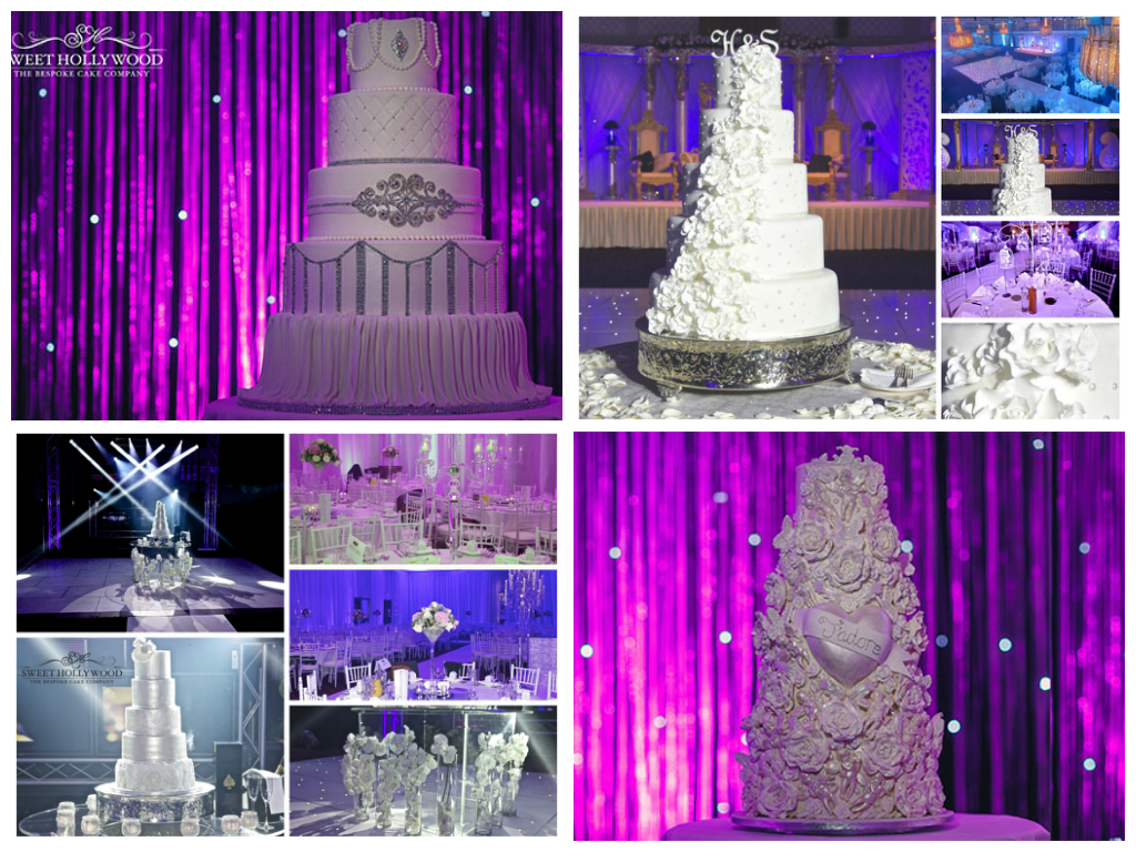 Wedding Cakes London Indian