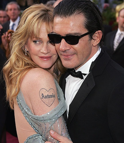 antonio-baderas-and-melanie-griffith