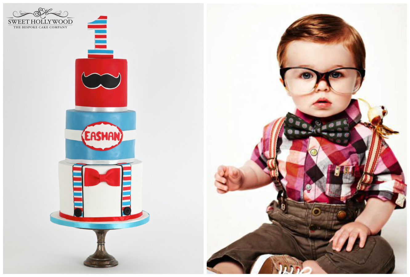 Amazing Little Man Birthday Cake By Sweet Hollywood Sweet Hollywood