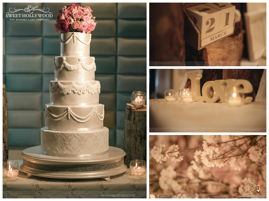 Luxury Eggless Wedding Cake The Grove