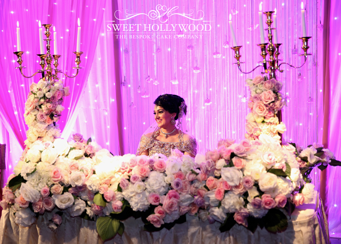 Baratas Luxury Wedding Decor