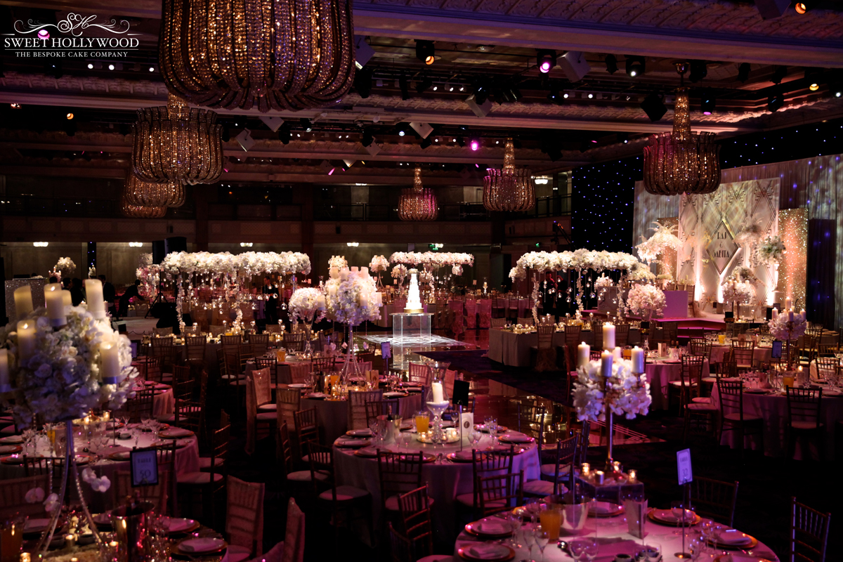 The great gatsby wedding of your dreams grosvenor house london great gatsby wedding junglespirit Image collections